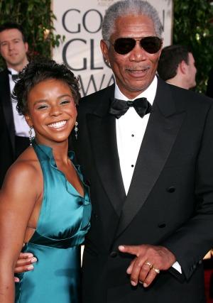 Oscar Winner Morgan Freeman's Granddaughter stabbed to death by Ex-boyfriend