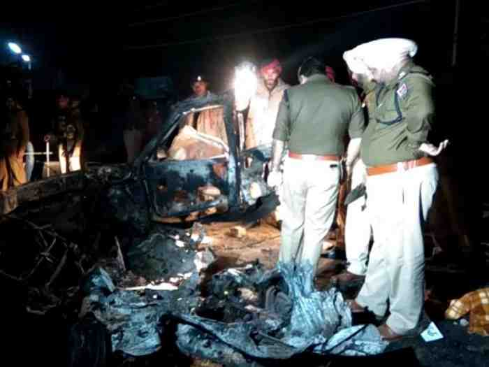 Bathinda Blast: Police Suspect Terror Angle Which Left 3 Dead