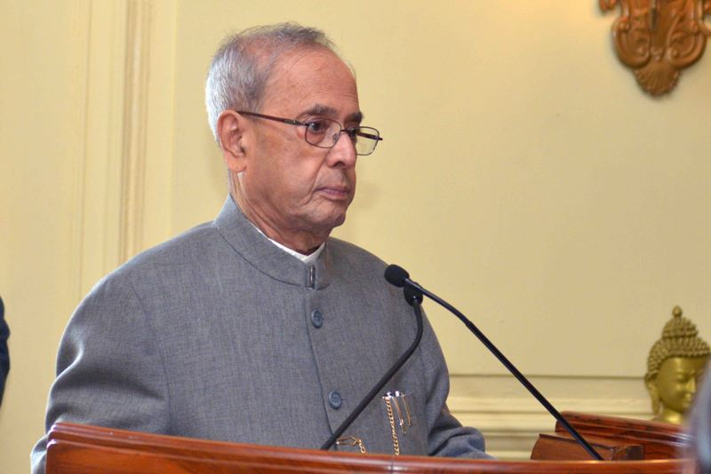 In Pranab Mukherjee's Last Speech In Parliament, Praise For PM Modi And A Nudge.