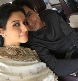 It's an angelic baby girl for Asin Thottumkal and Rahul Sharma