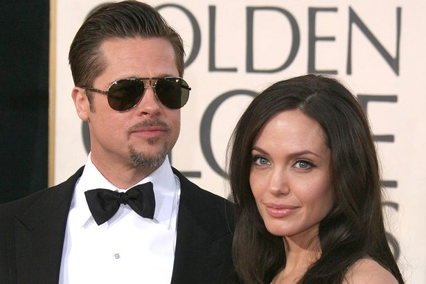 Angelina Jolie Still Angry at Brad Pitt For Breaking The Family