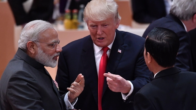 U.S. Bosses Throw Weight Behind New Drive To 'Court India'