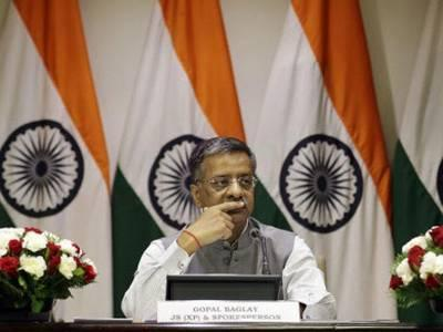 India remains silent on China road plan :  News