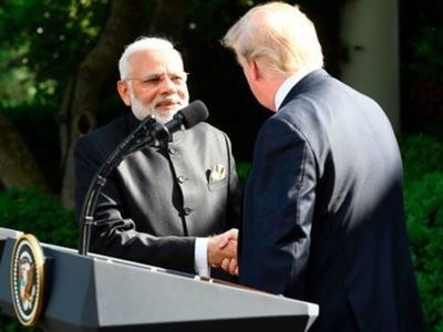 Donald Trump and PM Modi announce elevated consultation, With China in mind