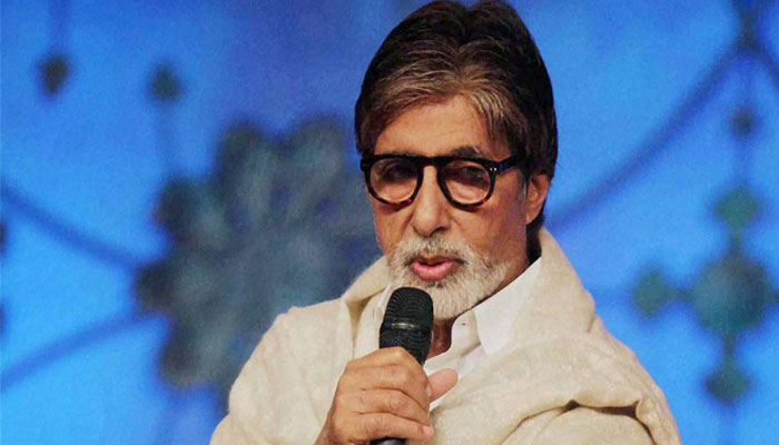 No accident in Kolkata, says Amitabh Bachchan