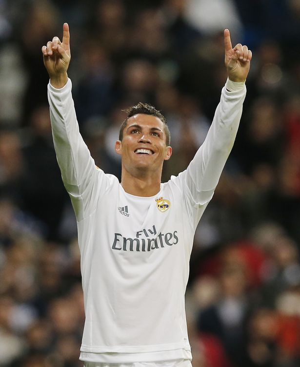 I'm Staying at Real Madrid, Says Cristiano Ronaldo : Football