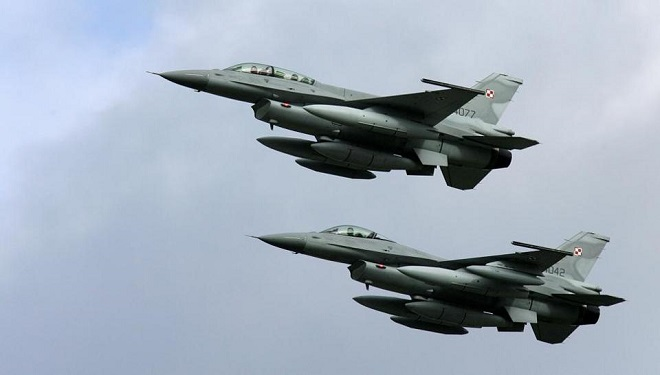 Martin says U.S. may take 'fresh look' at its India F-16 plan.