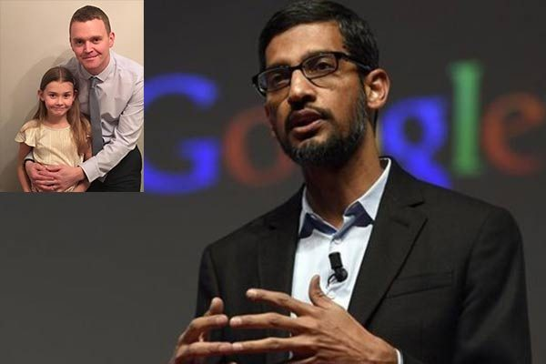 CEO Sundar Pichai replies to 7-year-old girl who wanted a job in Google.