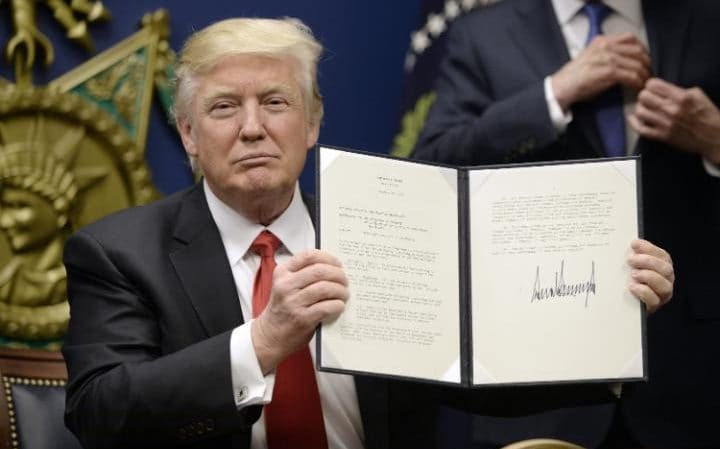 Everything you need to know about Donald Trump's 'Muslim ban'