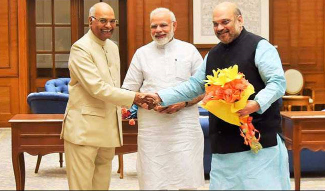Ram Nath Kovind Set To Win As President Votes Are Counted: 10 Points