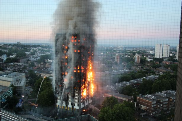 Grief gives way to anger as Grenfell tower residents demand answers over string of failures