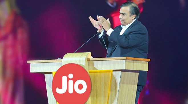 Reliance Jio to charge for data from 1 April, voice calls to stay free