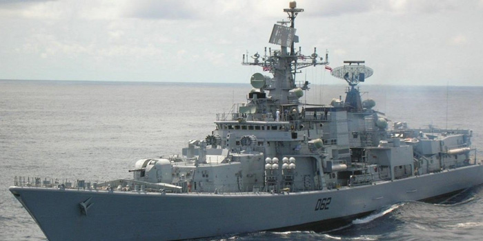 India, China Navies Stop Suspected Somali Pirate Attack In Gulf Of Aden
