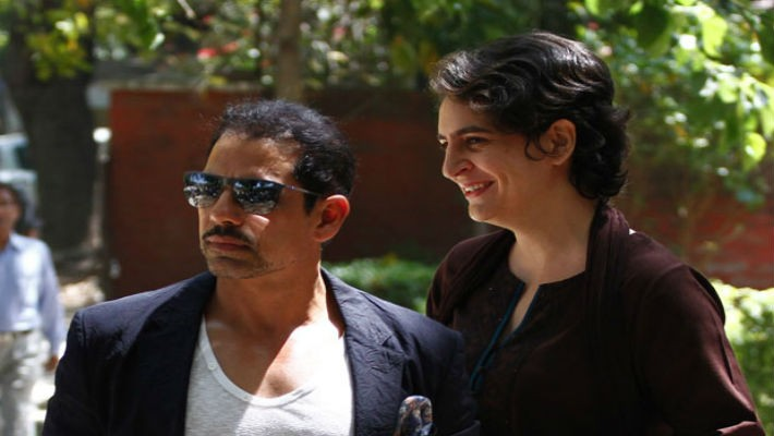 Priyanka Gandhi Vadra Says 'No Relationship' With Robert Vadra's properties.