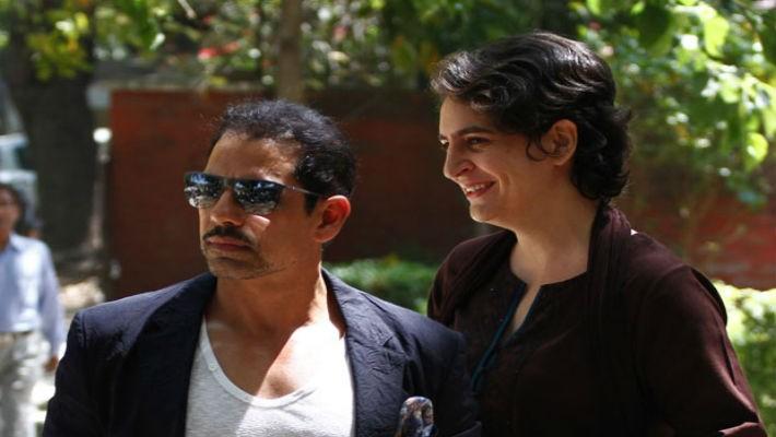 Priyanka Gandhi Vadra Says 'No Relationship' With Robert Vadra's properties.