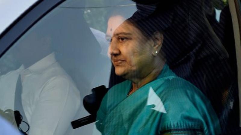 SC convicts AIADMK general secretary