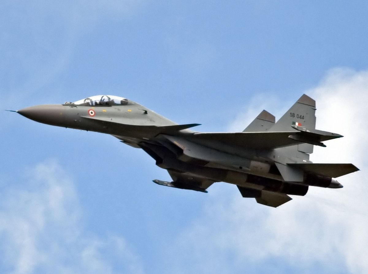 Missing Sukhoi: China pays close attention; IAF search on
