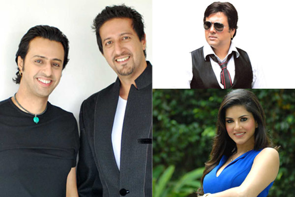 Sunny Leone, Govinda, Salim-Sulaiman to attend Super Fight League this weekend.