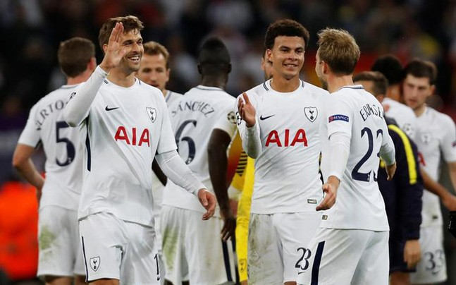 Champions League: Dele Alli shines as Tottenham stun champions Real Madrid