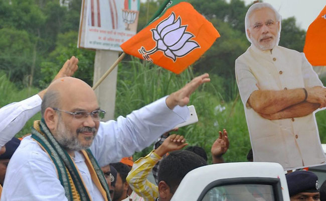 For The First Time, BJP Largest Party In Rajya Sabha, Congress Now No. 2