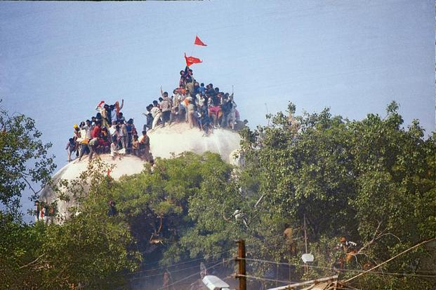 Babri Masjid case: Charges against Advani, Joshi, Uma Bharti to be framed tomorrow.