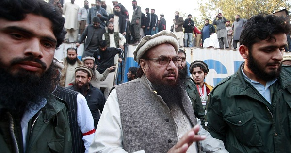 Pak Places Hafiz Saeed on Exit Control List, Wants 'Concrete Evidence' from India.