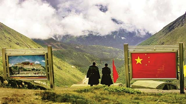 Amid Border Standoff,Chinese Troops Transgress Border In Uttarakhand
