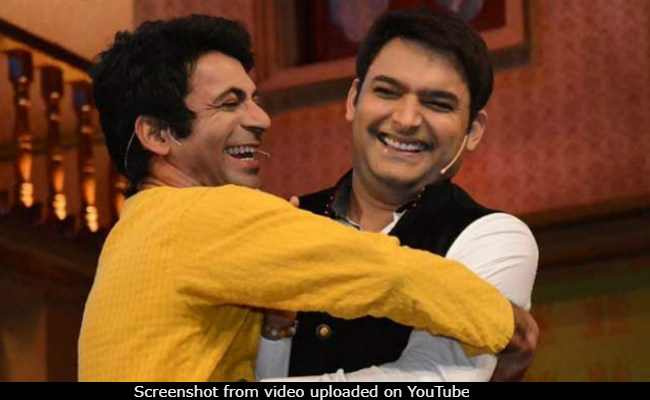 Kapil Sharma On The 'Possibility Of A New Show' With Sunil Grover