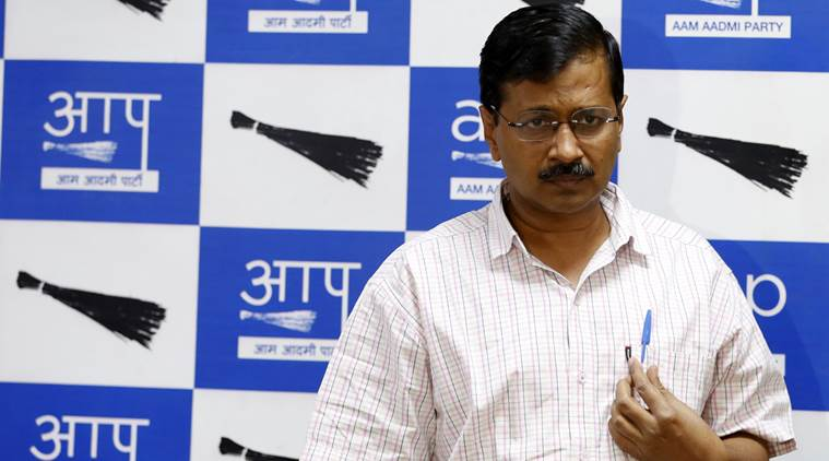 Truth will win,Arvind Kejriwal breaks silence on corruption allegations.