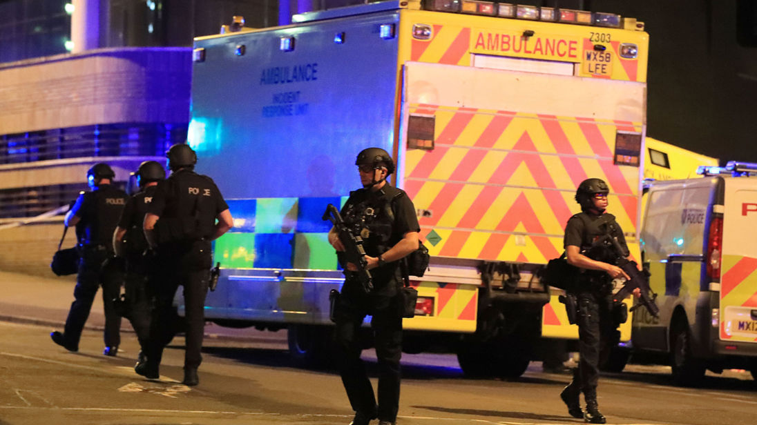 Manchester Arena attack: 22 killed at Ariana Grande gig by bomber named as Salman Abedi