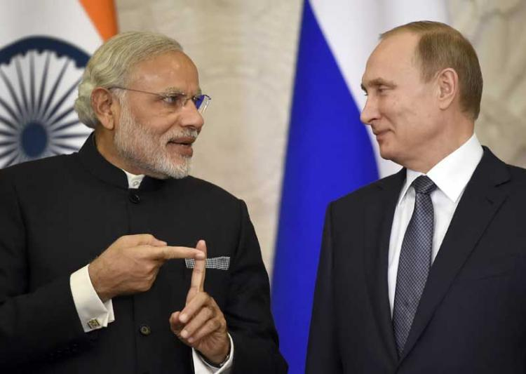 Modi-Putin summit: Officials working overtime to iron out details of nuclear power pact