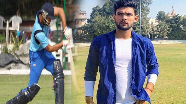 Chris Gayle's T20 record score is demolished as 21-year-old Indian batsman Mohit Ahlawat clubs 300 off just 72 balls in Delhi