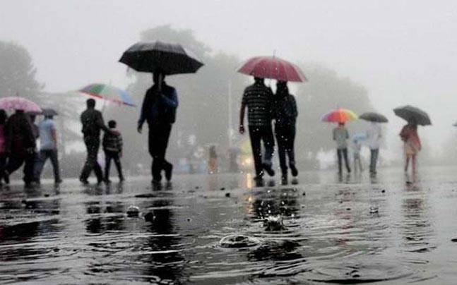 November rains bring respite from smog