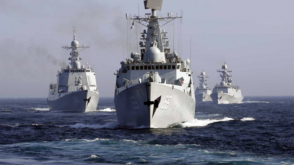 US,India, Japan Ready For Naval Drills In Indian Ocean, China Concerned