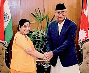 Hope Doklam is resolved peacefully, says Bhutan's foreign minister 'Krishna Bahadur'