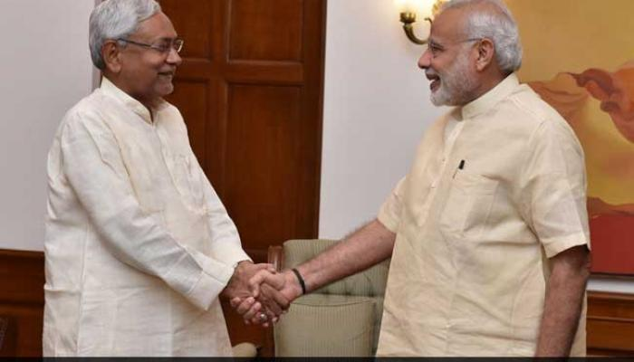 Nitish Kumar Would Rather Have Lunch With PM Modi Than Sonia Gandhi