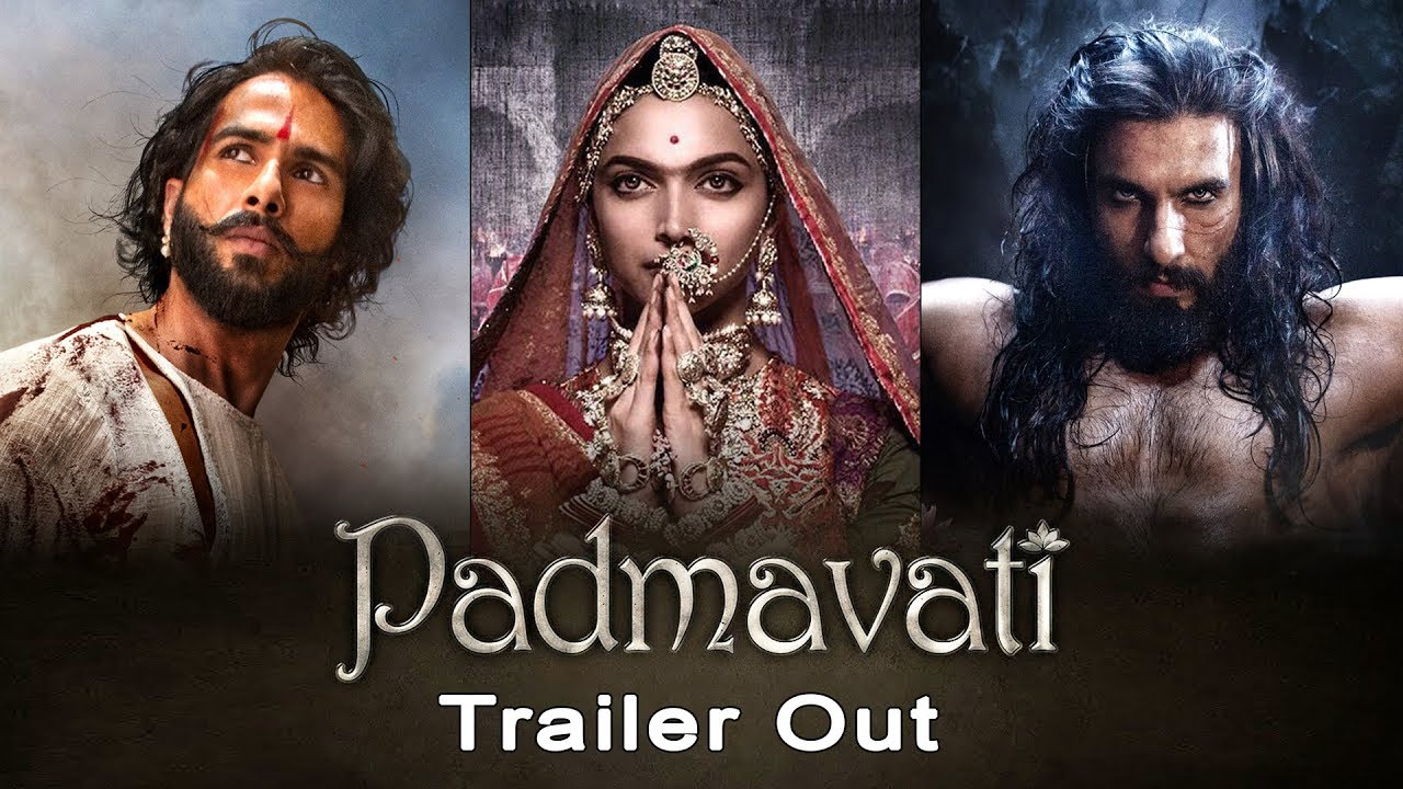 Padmavati Trailer Out