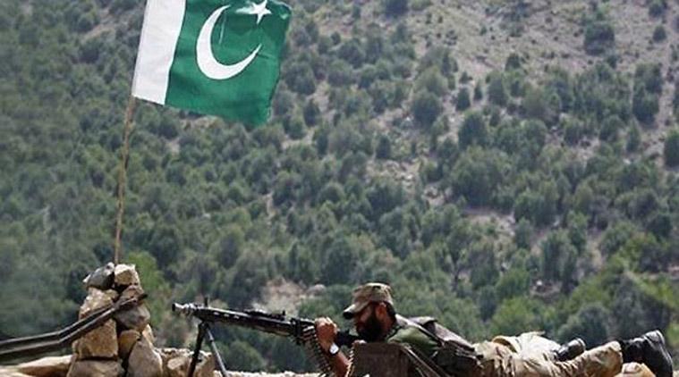 Ceasefire Violations By Pakistan In Jammu & Kashmir, Our Troops Retaliate