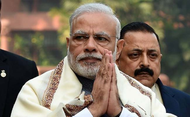 PM Modi-led NDA third most trusted government in world with support of 73% Indians : Report