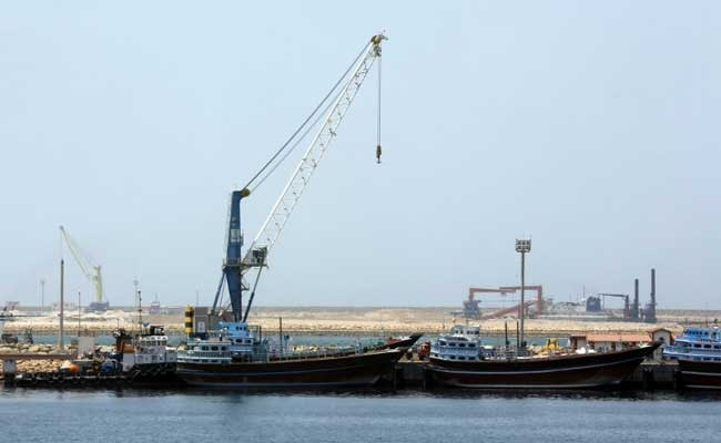 India's Plan To Develop Key Iranian Port Faces US Headwinds
