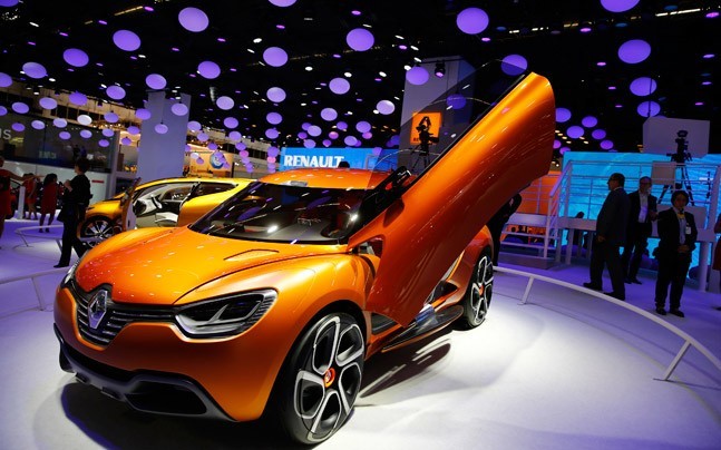 Renault Captur's journey from concept car to its current design: All you need to know