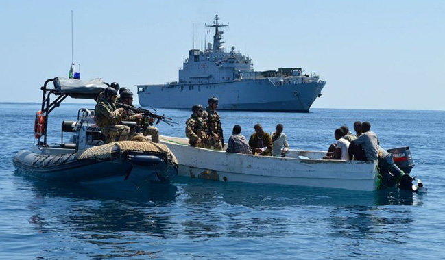 Somali Pirates Hijack Indian Commercial Ship: Report