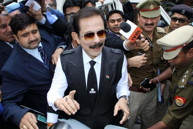25.5 billion By Cheque, No Bouncing, Supreme Court Warns Sahara�s Chief