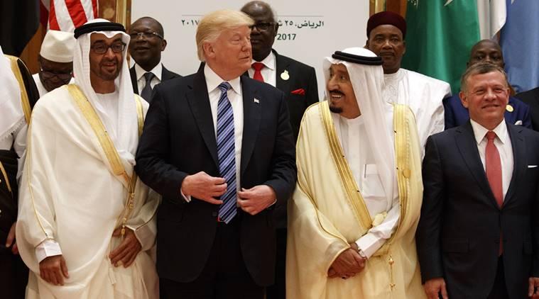 Trump calls Saudi King Salman on Qatar crisis, asks for Unity