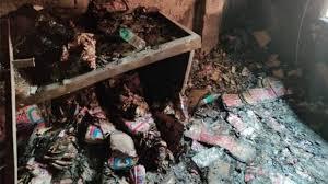 दिल्ली अग्निकांड में 43 लोगों की तड़प-तड़पकर मौत