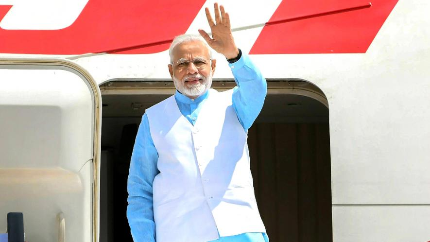 G-20 समिट में हिस्सा लेने के लिए जापान पहुंचे पीएम मोदी, ट्रंप समेत कई नेताओं से करेंगे मुलाकात