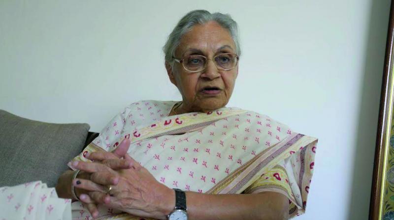 Sheila Dikshit Passes Away गांधी परिवार से थी शीला दीक्षित की काफी नजदीकियां