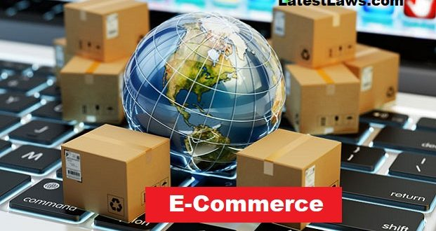 E-commerce policy :- Personal Data Protection Bill 2018