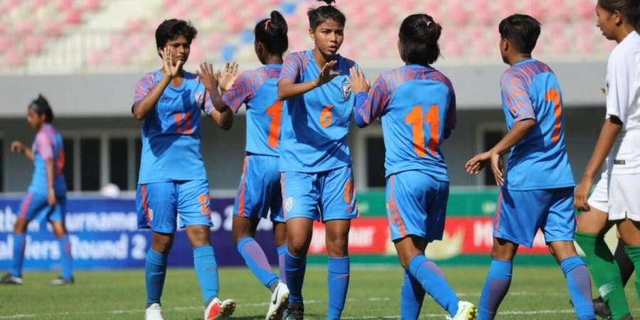Indian footballers says hosting AFC Asian Cup great chance to develop interest in women's football in country