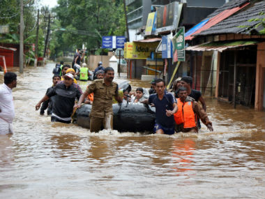 Kerala rains-State to witness heavy rainfall today, 6 districts on
